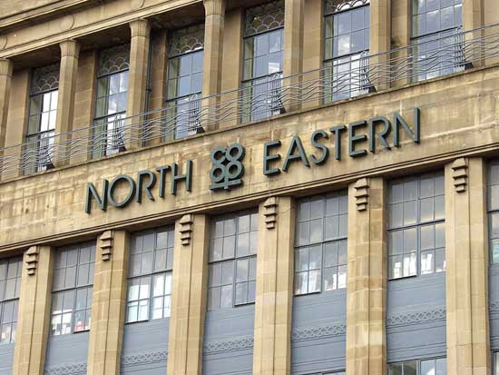 The North Eastern Co-op