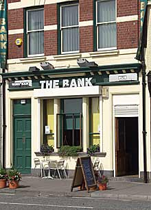 The Bank entrance, Scotswood Road