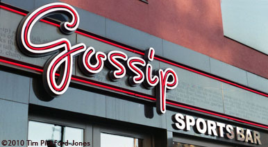 Gossip Bar, Westmorland Road