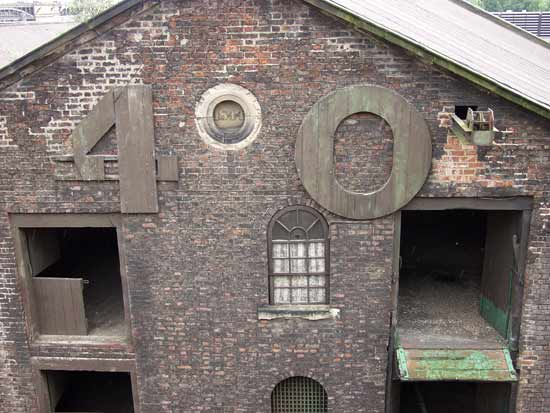 Bonded Warehouse No. 40