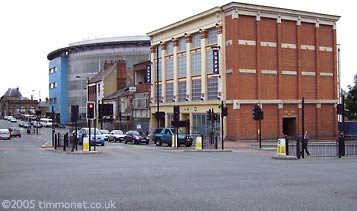 Powerhouse Club, Westmorland Road